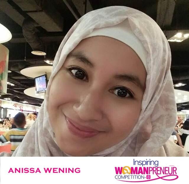 anisa wening