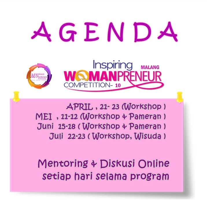 agenda inkubator bisnis