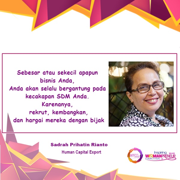 sadrah1 = Mentor IWPC womanpreneur Community
