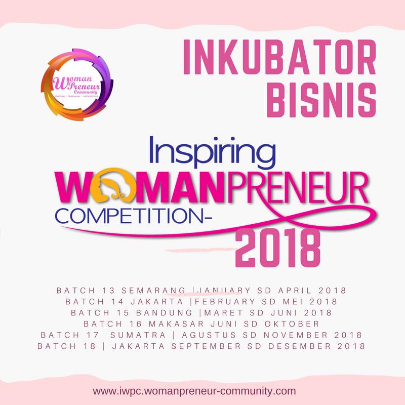 WomenPreneur Communitykomunitas Wanita wirausaha